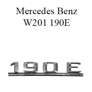 Produkte Mercedes Benz W201 190E